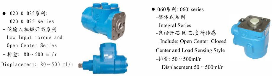 转向器产品综述_全液压转向器|摆线液压马达-济宁力图片